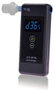ACE AF-33 - Beliebter Alkoholtester mit 97,9% Genauigkeit